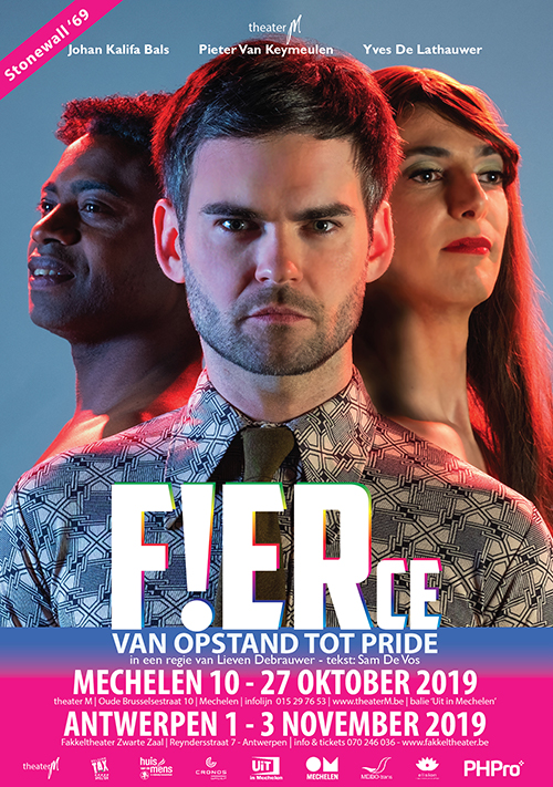 Fierce pride antwerpen mechelen theater over stonewall riots